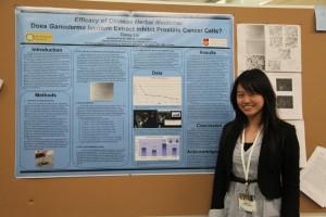 2012  Daisy Liu 4'th Sen FRC