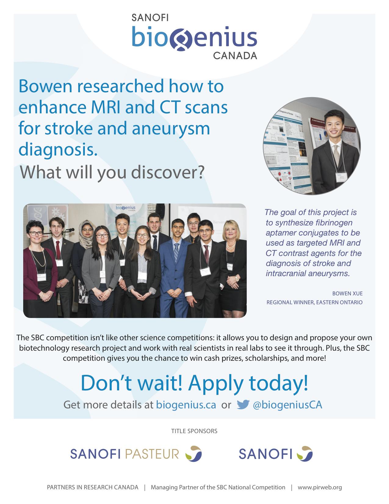 Bowen's Poster